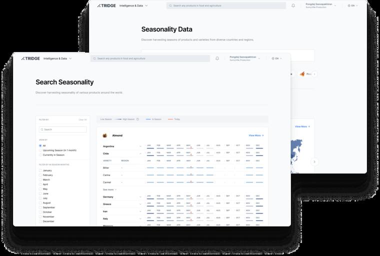 Explore Seasonality Data